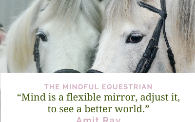 Mindful Riding as a First Step Towards a Mindful Life