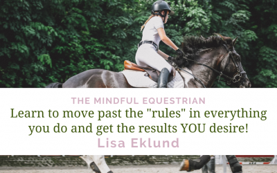 Moving Past the Rules to Achieve Results