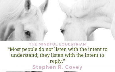 Improve Communication with Your Horse